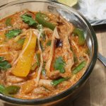 Chicken Laksa Recipe – Thai Chicken Noodle Laksa Recipe