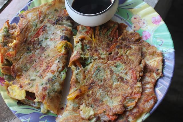 Pancake Recipe Yummy Tummy: Korean Vegetable Pancakes With Easy Soy Dipping Sauce