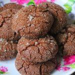 Chocolate Cookies Recipe – Chocolate Sugar Cookies Recipe