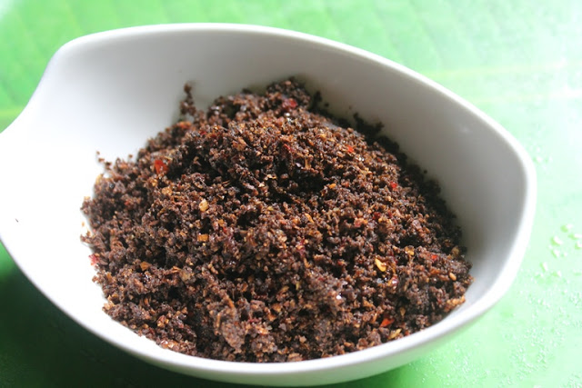 Sundakkai Podi Recipe – Turkey Berry Powder