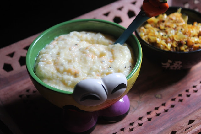 Toddler Curd Rice Recipe – Yogurt Rice Recipe for Babies & Kids