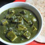 Palak Tofu Recipe – Tofu & Spinach Curry Recipe