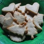 Eggless Cutout Sugar Cookies – Eggless Sugar Cookies