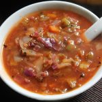 Healthy Cabbage Soup Recipe – Cabbage Soup Diet Recipe