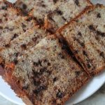 Chocolate Chip Banana Bread Recipe – Banana Chocolate Chip Loaf Recipe