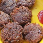 Purple Cabbage Tikki Recipe – Cabbage & Aloo Cutlet Recipe