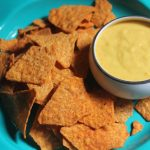 Nachos with Cheese Sauce Recipe – Homemade Nacho Cheese Sauce Recipe