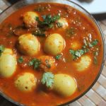 Quail Egg Curry Recipe – Kaada Mutta Curry Recipe