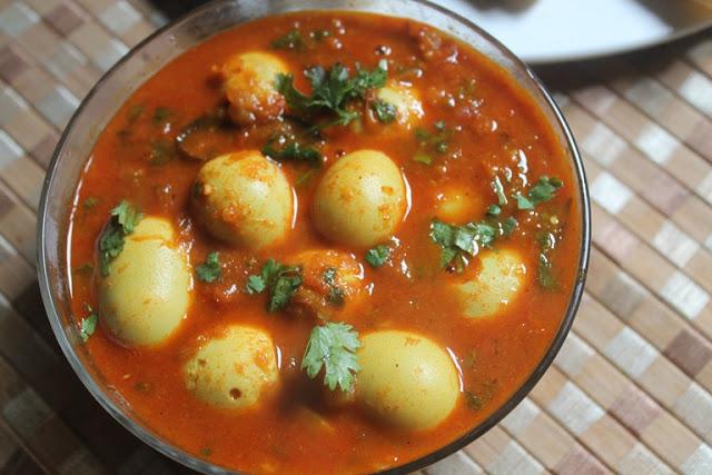 Quail Egg Curry Recipe – Kaada Mutta Curry Recipe