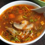 Thai Tom Yum Soup Recipe – Veg Tom Yum Soup Recipe