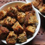 Garlic Parmesan Croutons Recipe