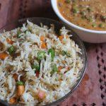 Simple Vegetable Pulao Recipe – Veg Pulao Recipe