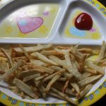 Baked Potato Fries Recipe – Toddler & Kids Recipes