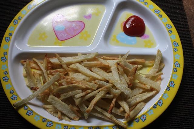 Baked Potato Fries Recipe – Toddler & Kids Recipes