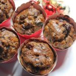 Delicious Mocha Fruit Cupcake Recipe – Christmas Mini Coffee Fruit Cakes Recipe