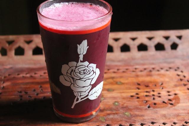 Fresh Grape Juice Recipe