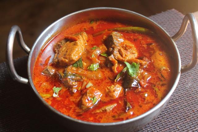 Madras Fish Curry Recipe – Chennai Fish Curry Recipe