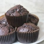 Eggless Chocolate Muffin Recipe