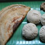 Cholam Idli & Dosa Batter Recipe – Jowar (Sorghum) Idli & Dosa Recipe