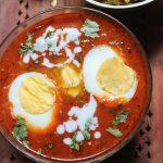 Egg Makhani Recipe – Egg Butter Masala Recipe