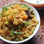 Brown Basmati Rice Masala Pulao Recipe – Brown Basmati Rice Pulav Recipe