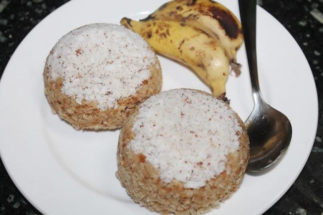 Easy Bread Puttu Recipe – Steamed Bread Puttu Recipe