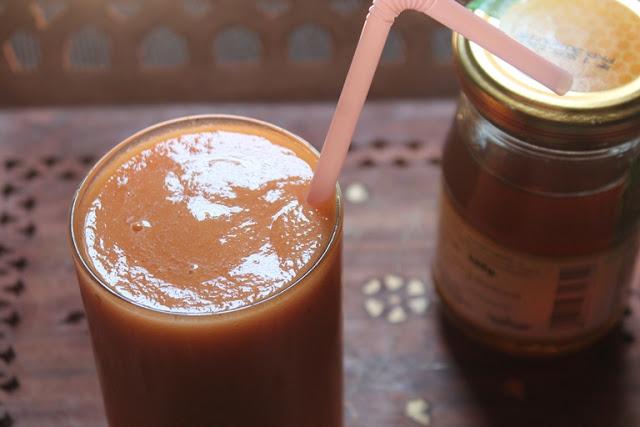 Sunshine Juice Recipe – Papaya & Pineapple Juice Recipe