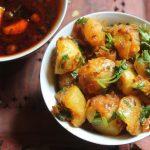 Jeera Hing Aloo Recipe – Potatoes with Cumin Seeds & Asafoetida