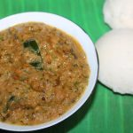 Onion and Coriander Chutney Recipe – Vengaya Kothamalli Chutney Recipe