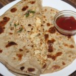 Tofu Paratha Recipe – Stuffed Tofu Paratha Recipe