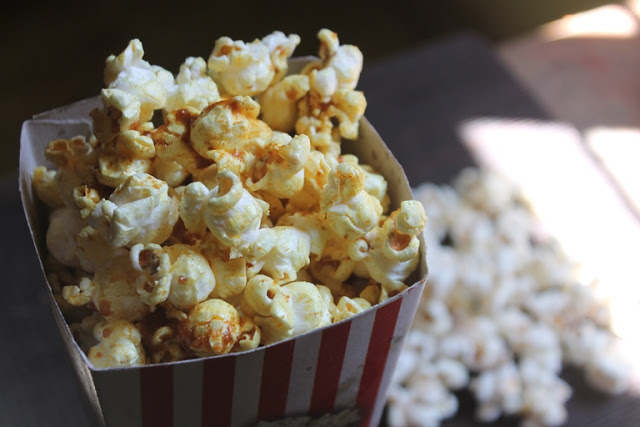Party Spiced Popcorn Recipe