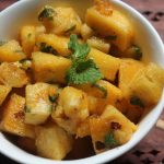 Pineapple Chaat Recipe – Pineapple Salad Recipe