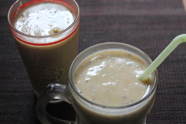 Mixed Fruit Smoothie Recipe – Low Fat Fruit Milkshake Recipe