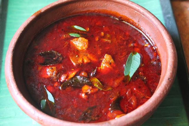 Kottayam Style Fish Curry Recipe - Kerala Fish Curry Recipe