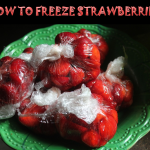 How to Freeze Strawberries at Home