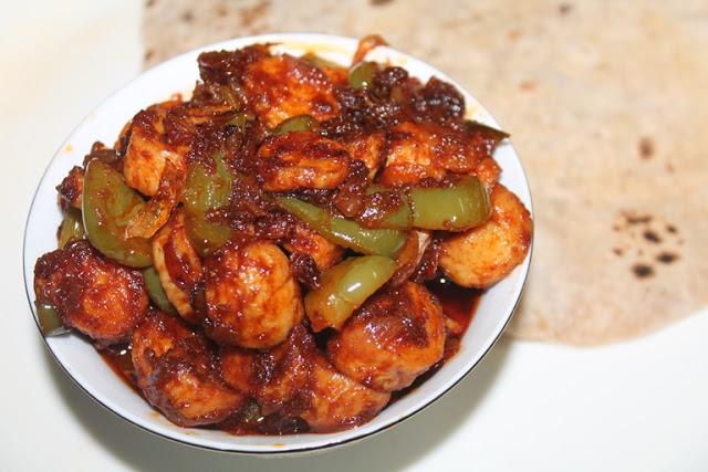 Chicken Sausage Dry Curry Recipe – Sausage Stir Fry Recipe