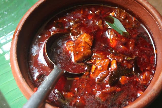 how to make kerala fish curry