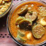 Brinjal Coconut Pulikuzhambu Recipe