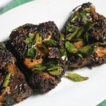 Black Pepper Fish Fry Recipe – Milagu Kariveppilai Meen Varuval Recipe