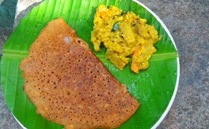 Adai Aviyal Recipe – Adai Avial Recipe – South Indian Adai with Aviyal Recipe
