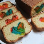 Hidden Rainbow Heart Cake Recipe – Step By Step Tutorial