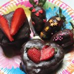 Mini Chocolate Valentine Day Cake Recipe – Eggless Recipe