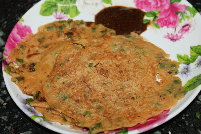 Instant Wheat Adai Dosa Recipe – No Grind Quick Adai Dosa Recipe