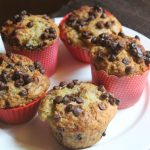 Eggless Zucchini Banana Muffins Recipe – Healthy Zucchini Muffins Recipe