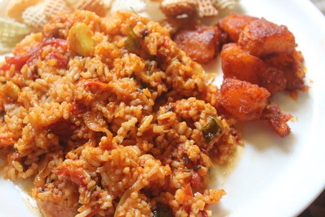 Mum's Tomato Rice Recipe – Thakkali Sadam Recipe