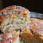 100% Whole Wheat Focaccia Bread Recipe