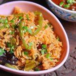 Hot Garlic Fried Rice Recipe – Fiery Chilli Garlic Fried Rice Recipe