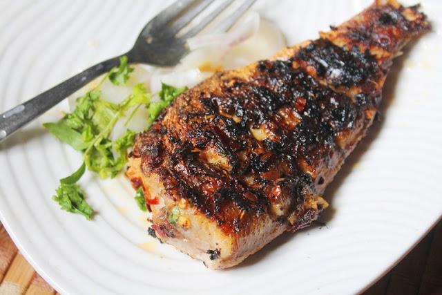 Grilled Fish Recipe