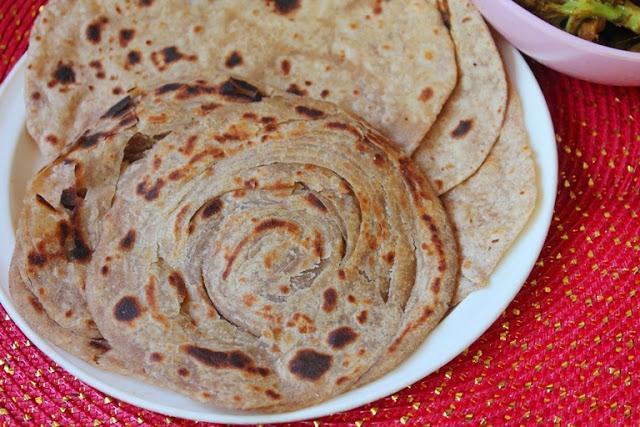 Multigrain Paratha Recipe – How to Make Soft Multigrain Roti Recipe