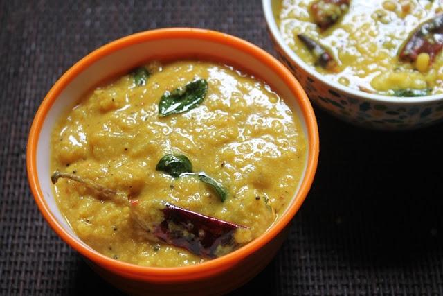 Radish Kootu Recipe – Mullangi Kootu Recipe